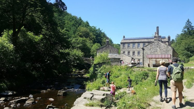 See my brighter future - Hardcastle Crags