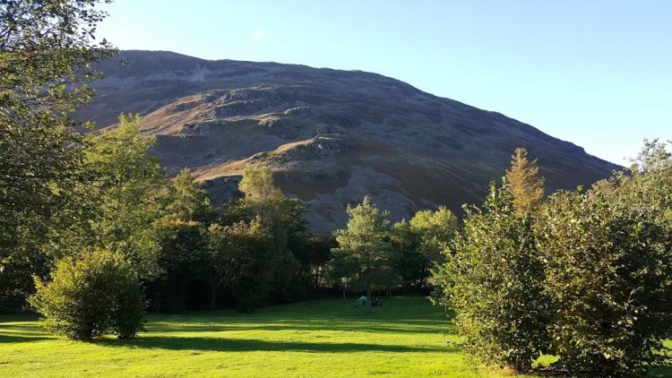 The Famous Five go to Scafell Pike